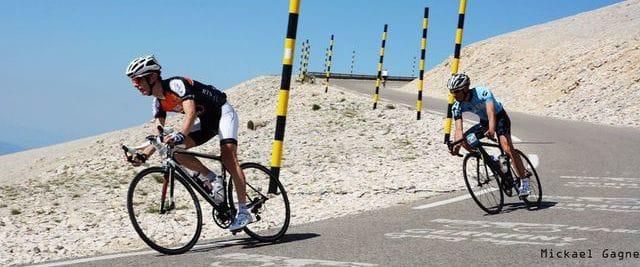 De Kale Berg - Mont Ventoux - Online gids voor Ventoux-fietsers