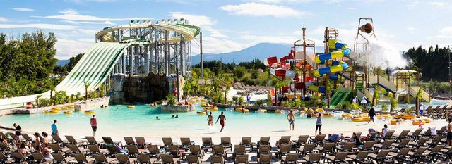 Splashworld in Monteux