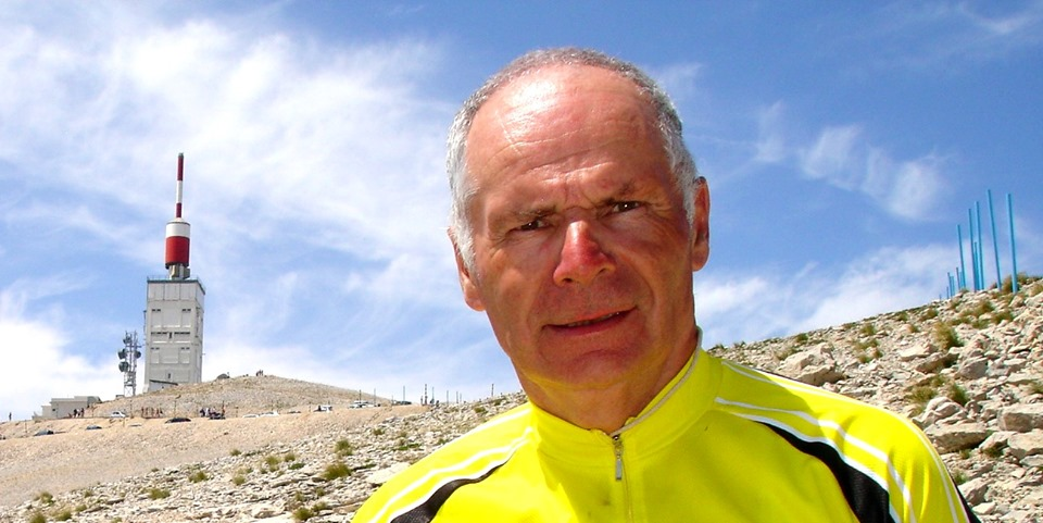 Roland Hurtecant - Foto website Monsieur Mont Ventoux