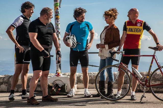 De Kale Berg - Mont Ventoux - Film VENTOUX 14 mei in de ...